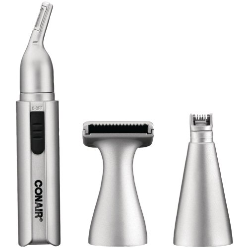 Conair Nose, Ear, And Eyebrow Trimmer front-604087