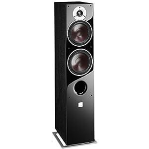Dali Zensor 7 Floorstanding Speaker (Each - Black Ash)