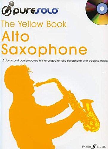 The Yellow Book Alto Saxophone: Alto Saxophone Solo (PureSolo)