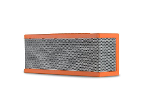 Hot Spot® Portable Wireless Bluetooth Speaker 10 Hour Rechargeable Battery, Powerful Sound with build in Microphone for use as a Powerful Handsfree Speakerphone, Siri Compatible and NFC Tap & Play Technology west coast customs portable wireless bluetooth speaker bulit in speakerphone and 8 hour battery