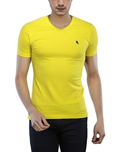 Philip Loren T-Shirt gelb