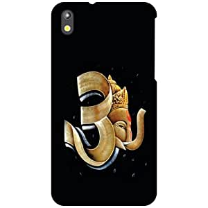 HTC Desire 816 - Om Namah Matte Finish Phone Cover