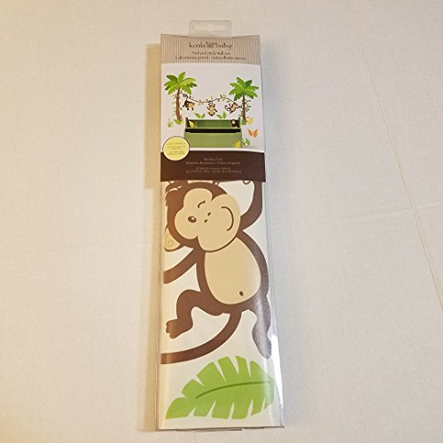 Koala Baby Monkey Fun Wall Art Kit