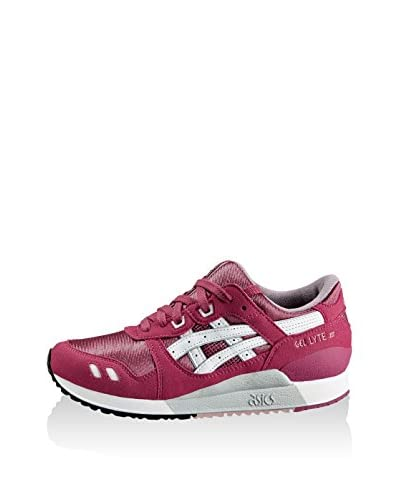 Asics Zapatillas Gel-lyte Iii Gs Blanco