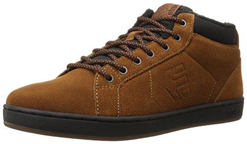Etnies Men's Fader MT Skateboarding Shoe, Brown/Black/Gum, 8.5 M US