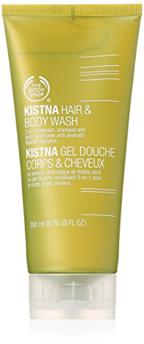 The Body Shop Kistna Hair & Body Wash, 6.75 Fluid Ounce (The Body Shop Condition For Hair compare prices)