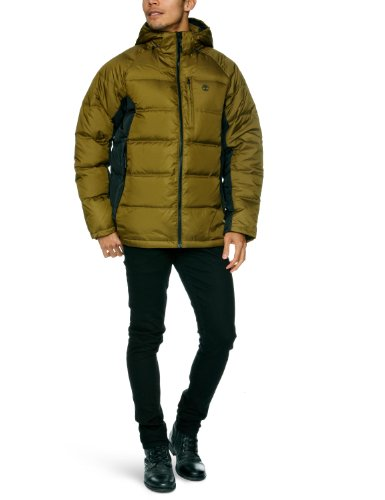 Timberland Reedville Down Men's Jacket Military Olive Medium