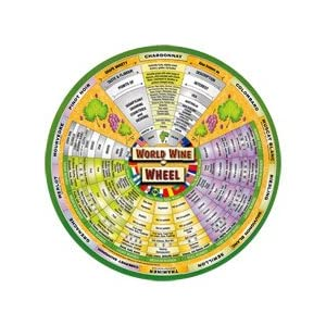 World Wine Wheel