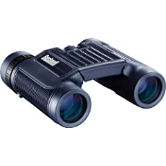 Buy Bushnell H2O Waterproof Fogproof Compact Roof Prism Binocular, 8 x 25-mm, Black by Bushnell