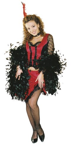 Saloon Girl Adult Size Costume