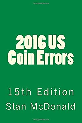 2016 US Error Coins