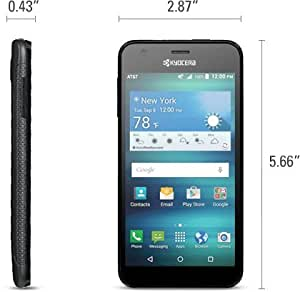 Amazon.com: Kyocera Hydro Air Prepaid Smartphone (AT&T): Cell Phones
