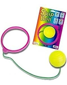 Skip Ball (colors may vary)