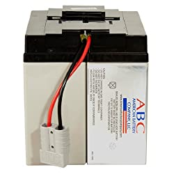 RBC7 Replacement Batterycartridge By American Battery Co