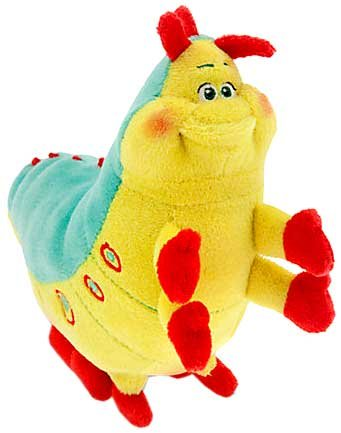 "Disney Bean Bag Bug's Life ~ Heimlich (8"") - 1"