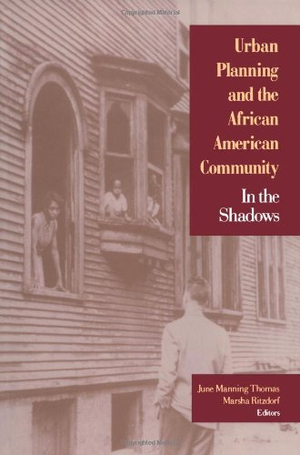 Urban Planning and the African-American Community: In the...