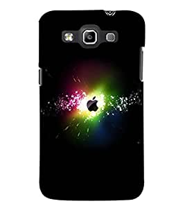 PrintDhaba Apples D-2373 Back Case Cover for SAMSUNG GALAXY WIN i8552 (Multi-Coloured)