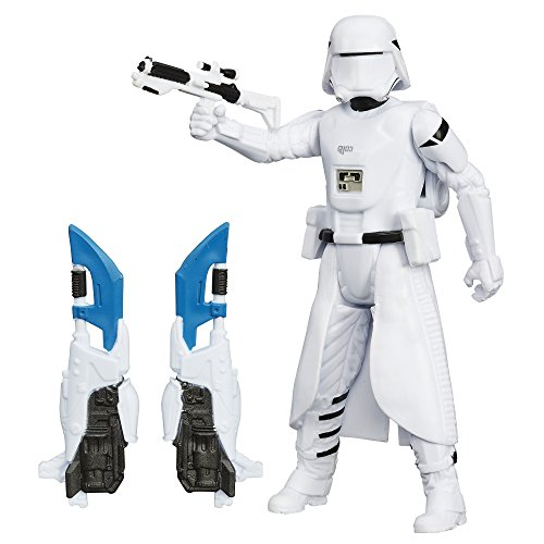 Star Wars The Force Awakens 3.75-Inch Figure Snow Mission First Order Snowtrooper