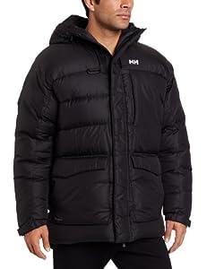 (顶级)挪威国宝Helly Hansen Verglas Expedition 男士远征探险700蓬羽绒大衣黄$240.48