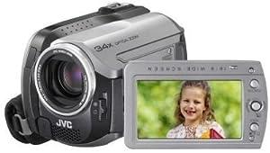 JVC GZ-MG130 HDD/SD Hybrid Camcorder (34fach opt. Zoom, 30 GB Festplatte)