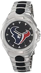 """Game Time Men's NFL-VIC-HOU """"Victory"""" Watch - Houston Texans"""