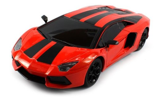 Review: Diecast Lamborghini Aventador RS Electric RC Car 1:24 Metal RTR (Colors May Vary) Full Metal, Metallic Paint Job  Best Offer