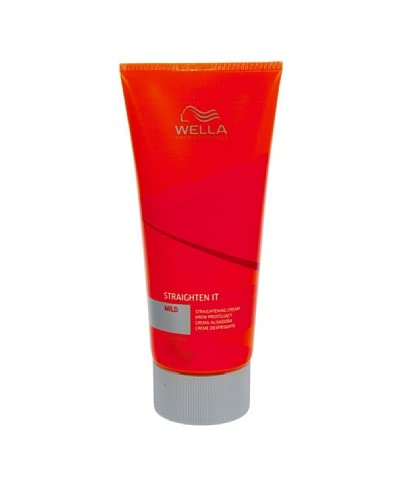 Wella Crema Lisciante Straighten It Mild 200 ml