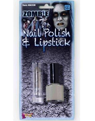 Zombie Nail Polish & Lipstick Set