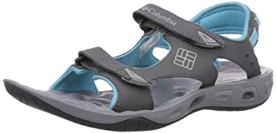 Columbia Womens Suntech Vent Water Shoes BL4423 Shale/Columbia Grey 3 UK, 36 EU, 5 US