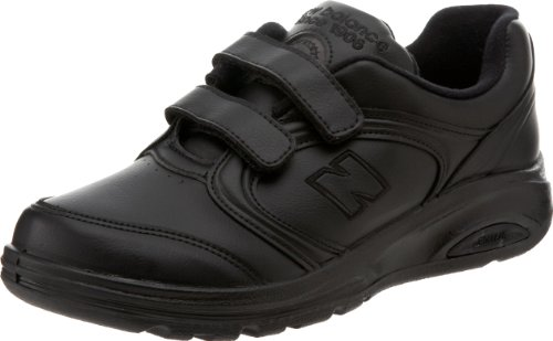 New Balance Women's WW812 Walking Shoe,Black,9.5 B US