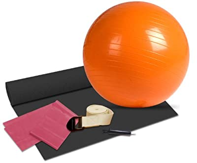 Ultrasport Yoga Set 4-teilig