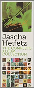 Jascha Heifetz (Complete Original Jacket Collection) (104 CD)