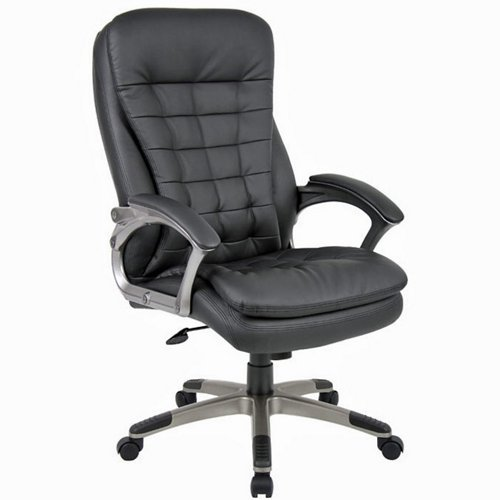 Boss High Back Executive Chair with Pillow