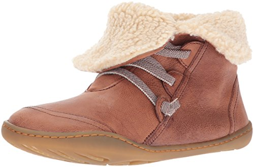 Camper Women's Peu Cami Boot, Brown 2, 39 EU/9 M US (Camper Peu Cami compare prices)