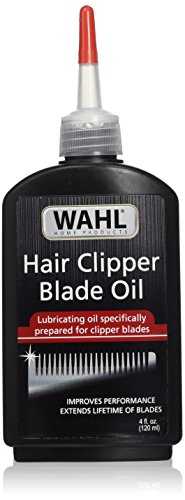 Wahl Hair Clipper Blade Oil 4 oz. #3310-300 (Clipper Blades Wahl compare prices)