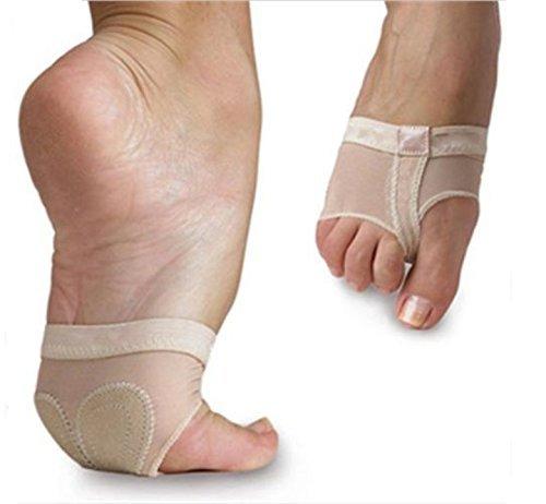 wlm-footful-1-paire-de-lanieres-de-danse-classique-avec-coussinet-pour-proteger-le-metatarse-la-plan