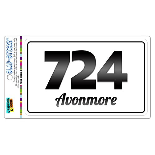 area-code-bw-window-laminated-sticker-724-pennsylvania-pa-acme-charleroi-avonmore