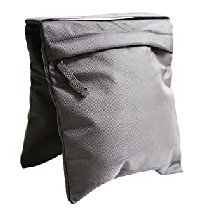2 Pack Durable Canvas Pro-Video Production Sandbags
