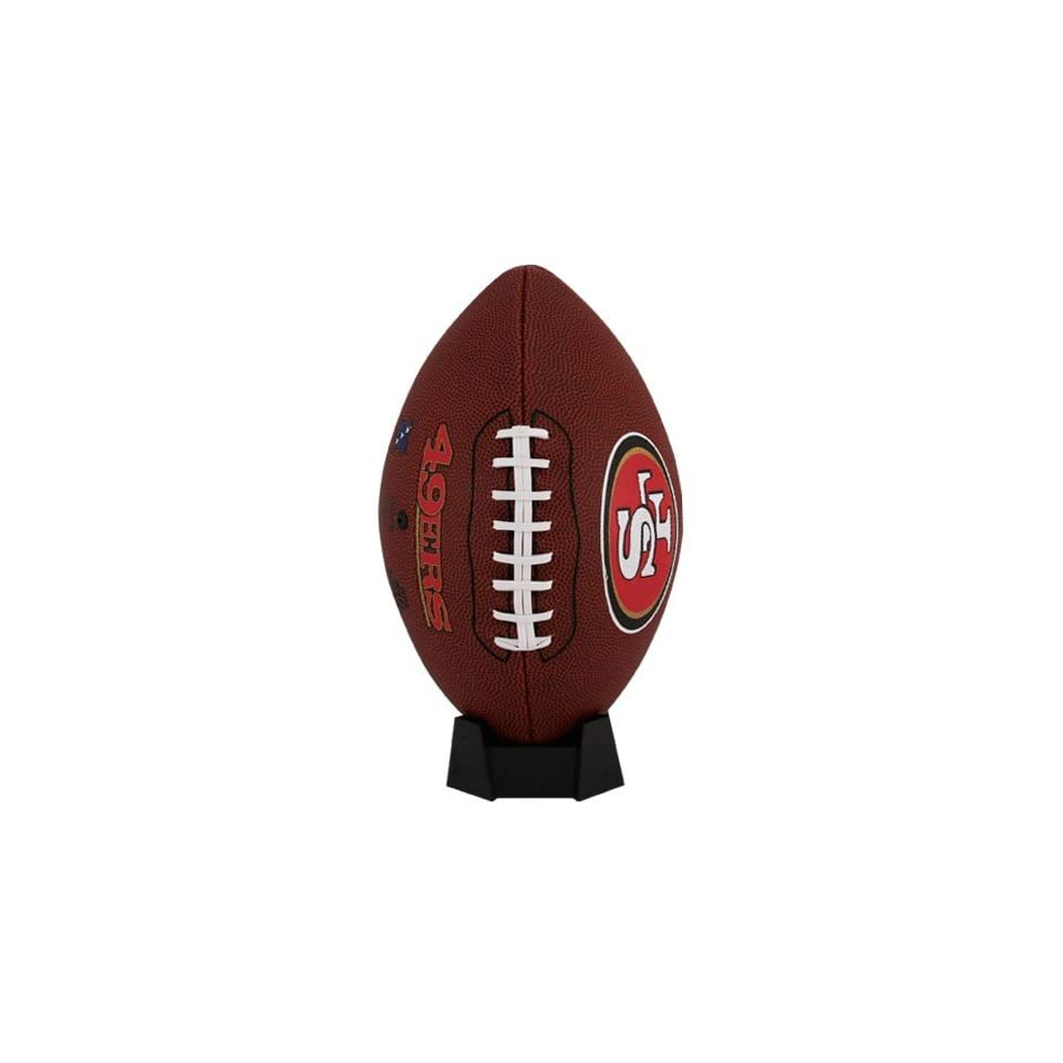 San Francisco 49ers Game Time Full Size Football Sports