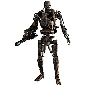 T 600 Terminator Salvation Amazon.com: Hot Toys Terminator Salvation 1/6 Scale Figure T-600 ...