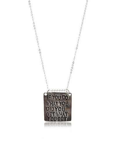 Alisa Michelle Get What You Got Necklace