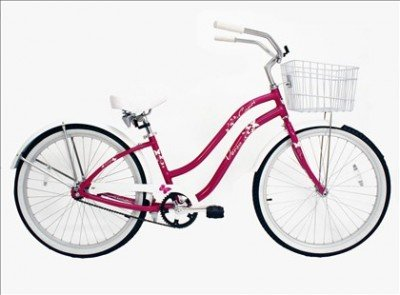 Kettler Women's Verso Capri Cruiser Bike