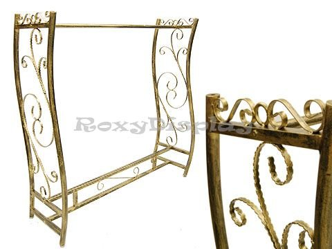 Antique Metal Bed Rails