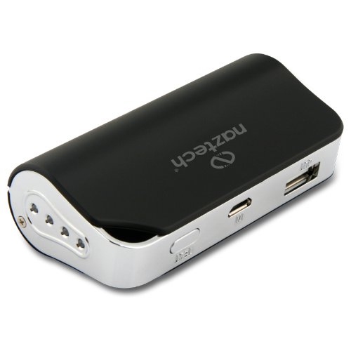 NazTech 2200mAh Power Bank