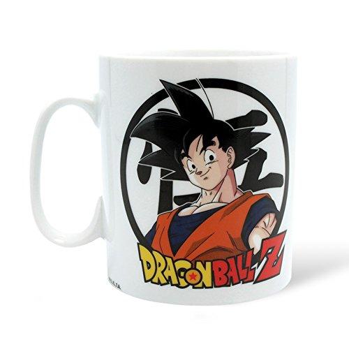 Dragonball Z - Son Goku Tazza Da Caffè Mug (11 x 9cm)