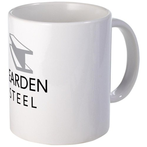 Rearden Steel Mug Retro Mug By Cafepress