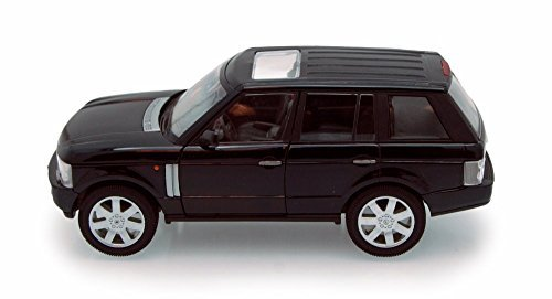 2003-land-rover-range-rover-suv-black-welly-22415-1-24-scale-diecast-model-toy-car-by-welly