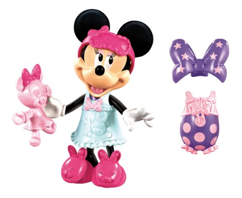 Fisher-Price Disney's Sleep Over Bowtique Minnie Mouse - 1