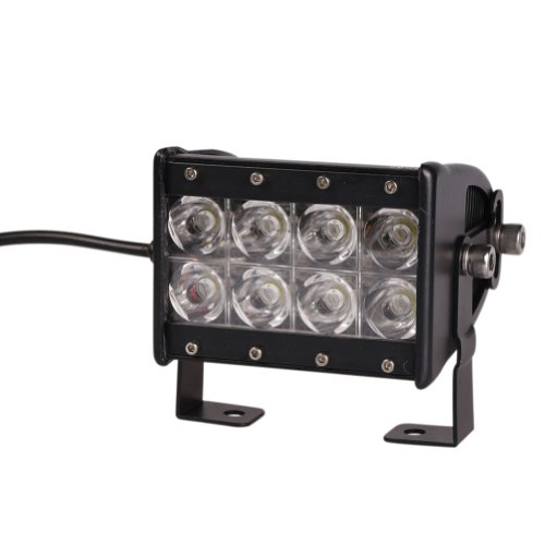 """Generic 2"""" Double Row Led Light Bar For Off Road & Truck With Spot"""