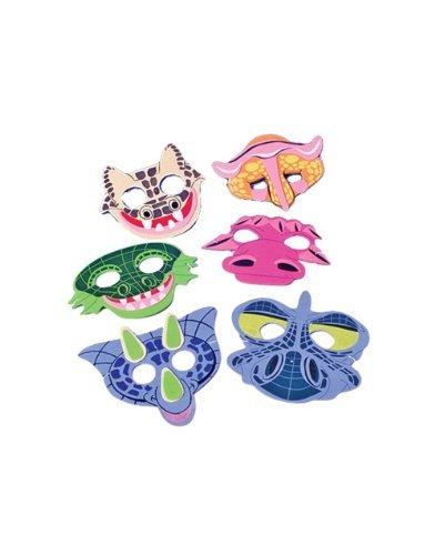 USToy Foam Dinosaur Masks Costume - 1